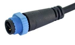 male M15 waterproof connector